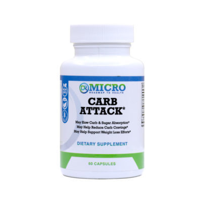 Carb Attack Supplement to help with weight loss